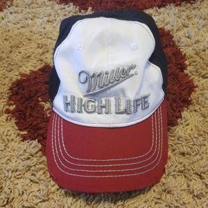 Miller High Life Hat
